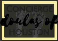 Concierge Doulas of Houston Logo