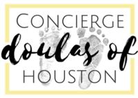 Concierge Doulas of Houston Logo